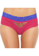 Wonderwoman Boyshort-medium