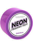 Neon Pleasure Tape Bondage Tape Purple