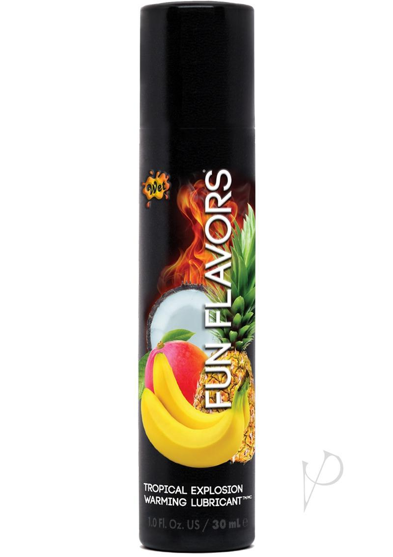 Fun Flavors Tropical Explosion 1 Oz